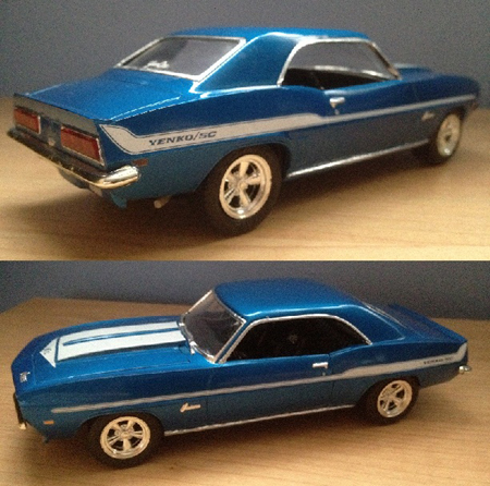 Model Car Tips Completed Models
